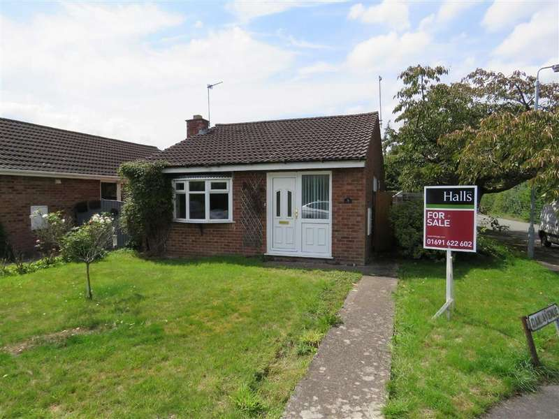 2 Bedrooms Detached House for sale in Tudor Drive, Penley, LL13