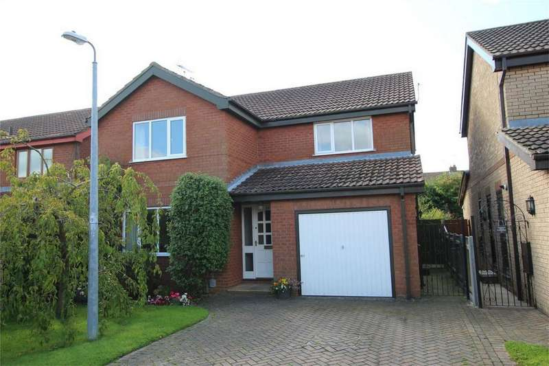 4 Bedrooms Detached House for sale in Danesway, Beverley, East Riding of Yorkshire