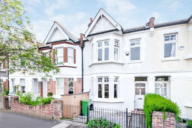4 Bedrooms Terraced House for sale in Grosvenor Gardens, East Sheen, SW14