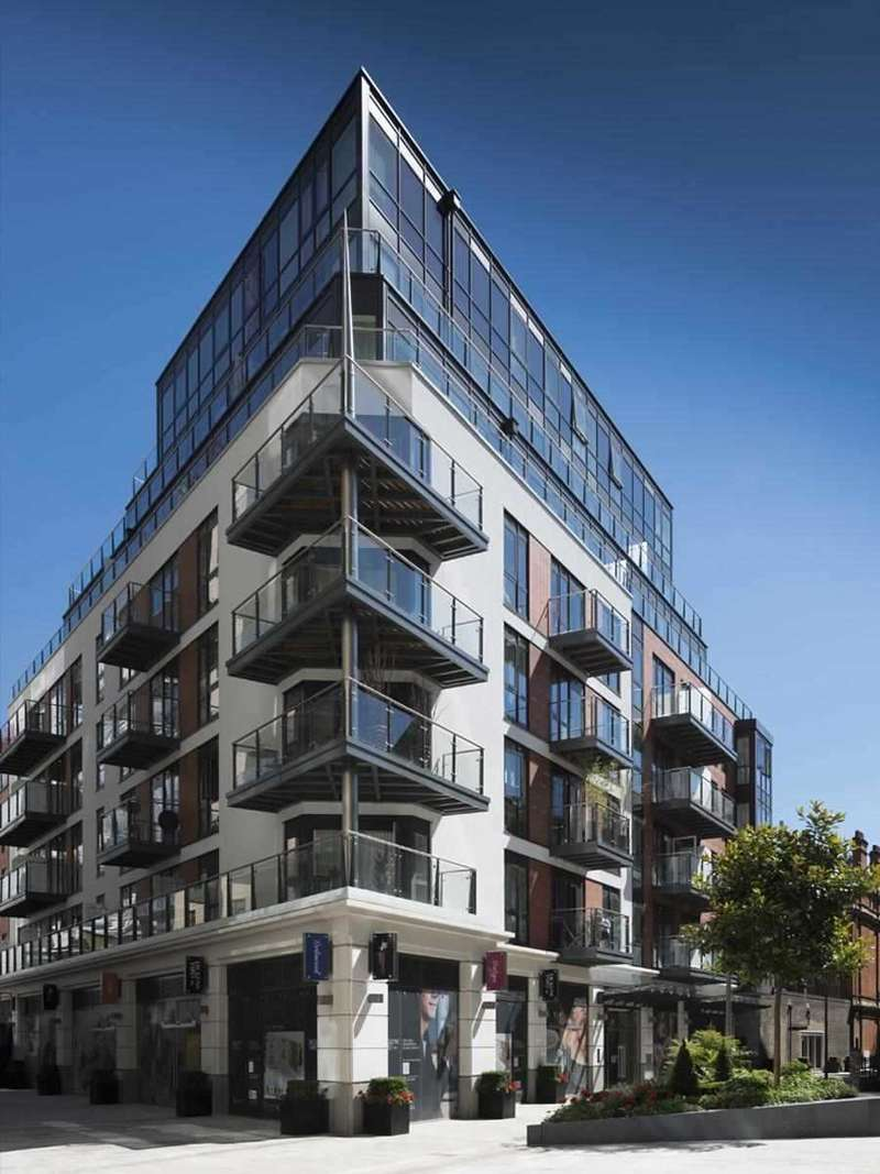 1 Bedroom Apartment Flat for sale in Dickens Yard, Ealing, London