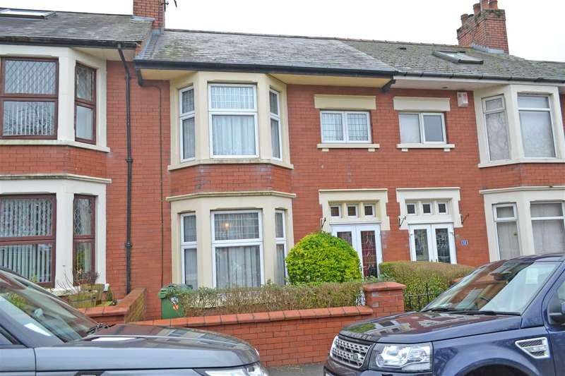3 Bedrooms Terraced House for sale in RHIGOS GARDENS, CATHAYS, CARDIFF