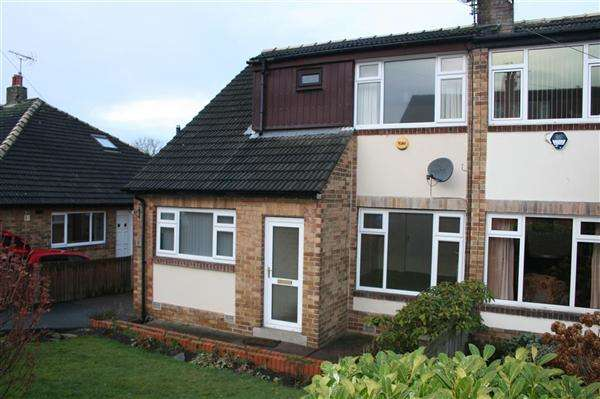 3 Bedrooms Semi Detached House for rent in Daisy Royd, Newsome, Huddersfield