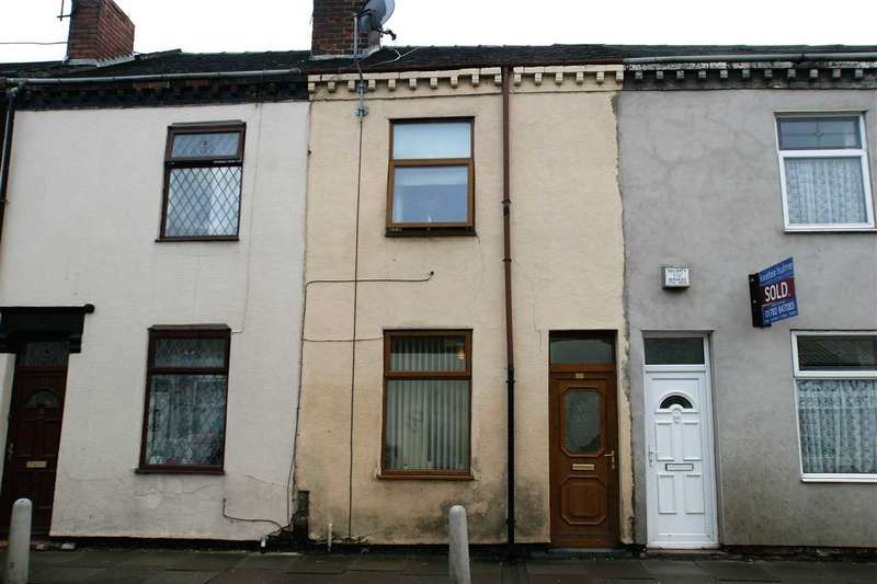 2 Bedrooms Terraced House for sale in Lonsdale Street, Stoke on Trent