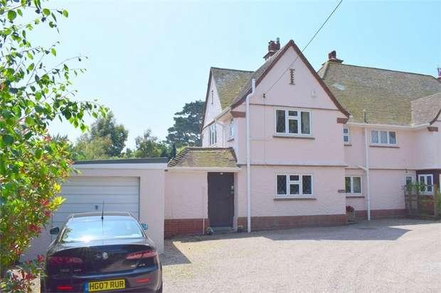 3 Bedrooms Semi Detached House for rent in Budleigh Salterton, Devon