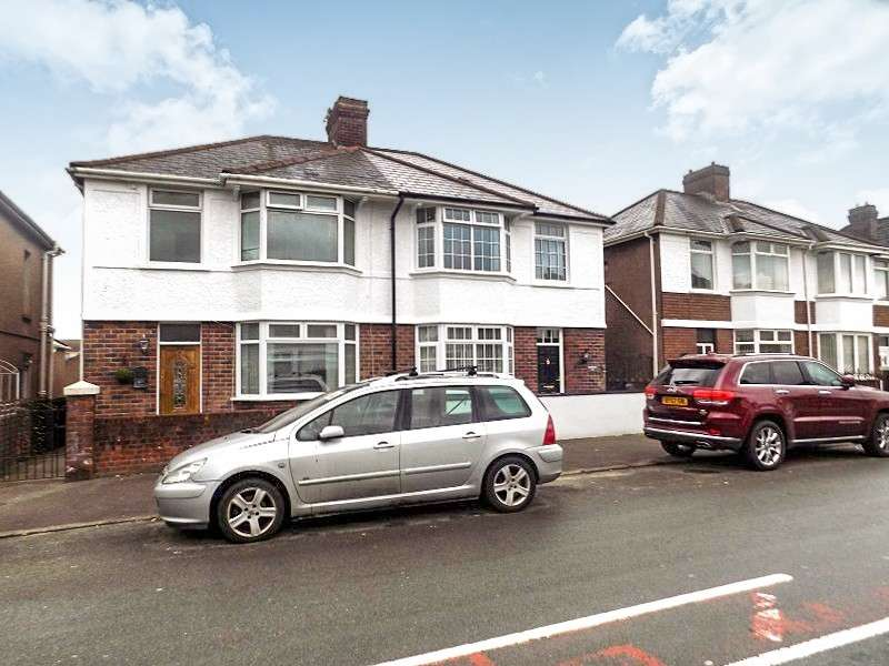 3 Bedrooms Semi Detached House for sale in Victoria Road, Port Talbot, Neath Port Talbot. SA12 6AD