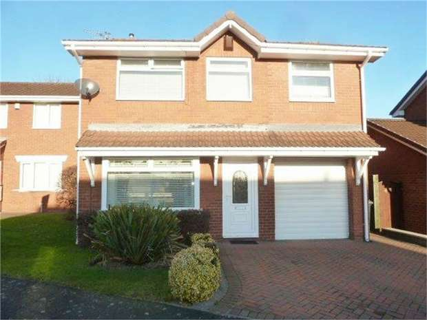 4 Bedrooms Detached House for sale in Beechwood Close, Jarrow, Tyne and Wear