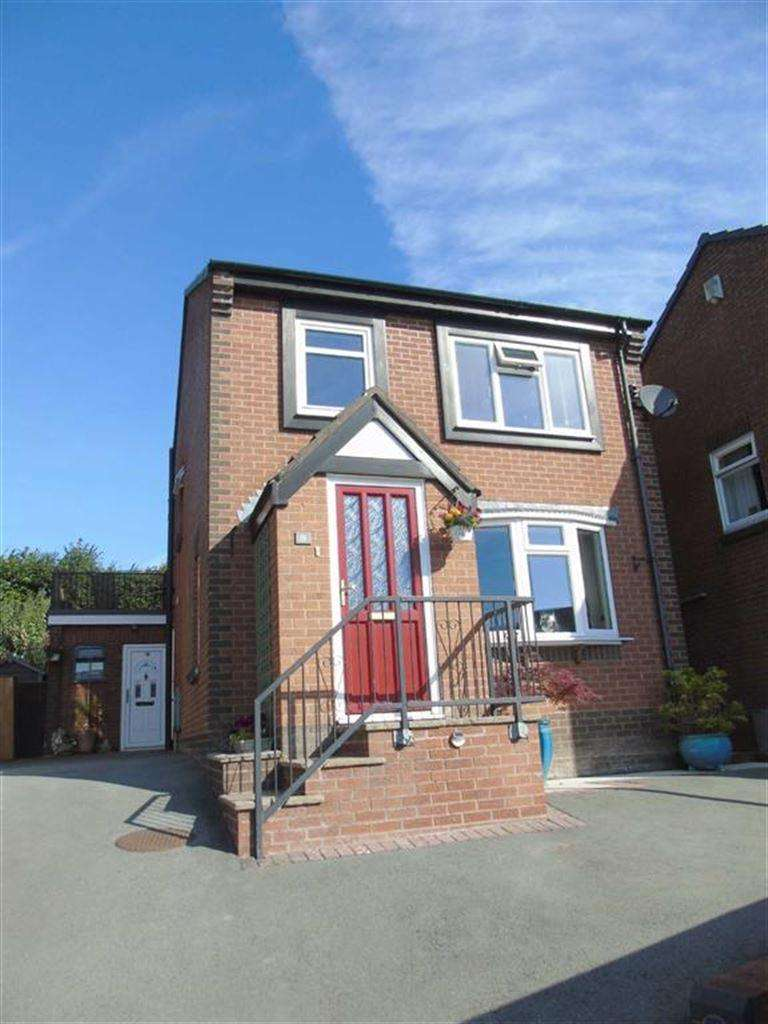 3 Bedrooms Detached House for sale in 18, Clos Bryn Y Ddol, Welshpool, Powys, SY21