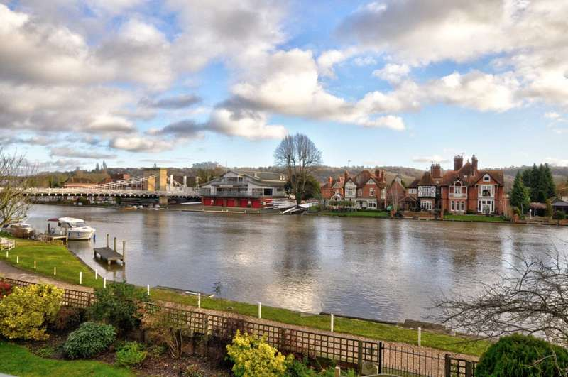 2 Bedrooms Apartment Flat for rent in Marlow Riverside