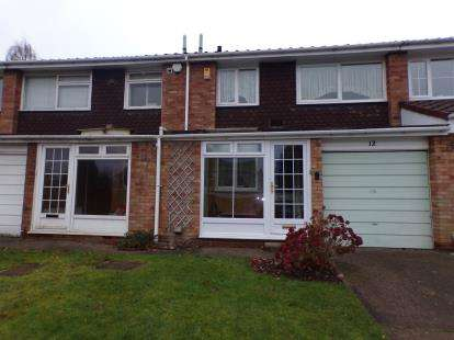 3 Bedrooms Terraced House for sale in Pale Lane, Harborne, Birmingham, West Midlands