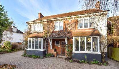 5 Bedrooms Detached House for sale in Sevenoaks Road, Orpington