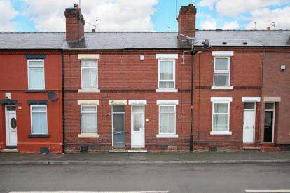2 Bedrooms Terraced House for sale in Bentley Avenue, Doncaster