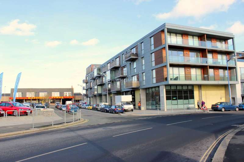 2 Bedrooms Apartment Flat for sale in Hobart Street, Millbay, PL1 3DG