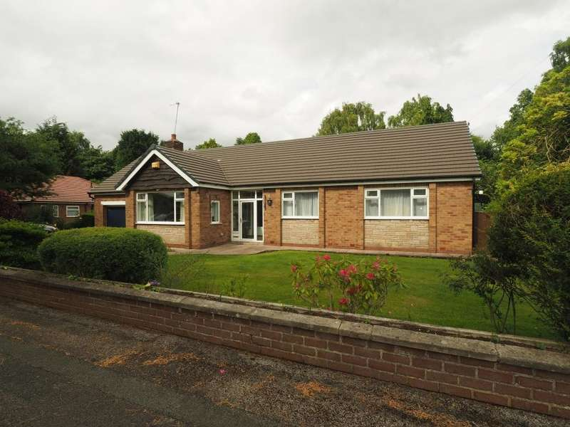 3 Bedrooms Detached Bungalow for sale in Stanneylands Drive, Wilmslow, Cheshire, SK9 4EU