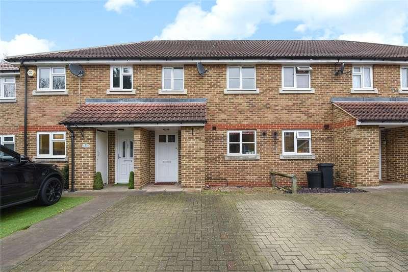 2 Bedrooms Terraced House for sale in Sandalwood Drive, Ruislip, Middlesex, HA4