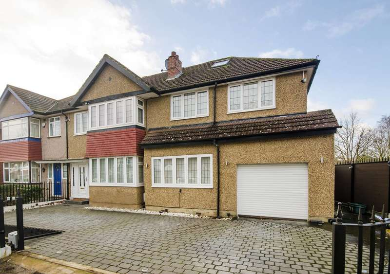6 Bedrooms Semi Detached House for rent in Sylvia Avenue, Hatch End, HA5
