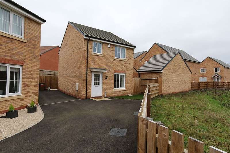 3 Bedrooms Detached House for sale in Bro Ger-y-Nant, Caerphilly, Caerffili, CF83 3SY