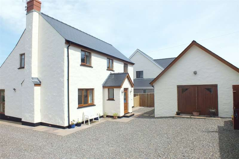 4 Bedrooms Detached House for sale in Jabel Cottage, St. Twynnells, Pembroke, Pembrokeshire