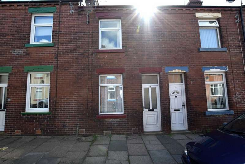 2 Bedrooms Terraced House for sale in Westmorland Street, Barrow In Furness, Cumbria