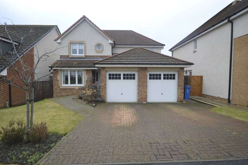 4 Bedrooms Detached House for sale in Tain Place, Kirkcaldy, KY2