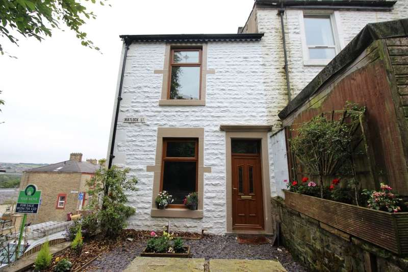 2 Bedrooms Property for sale in Matlock Street, Darwen, BB3