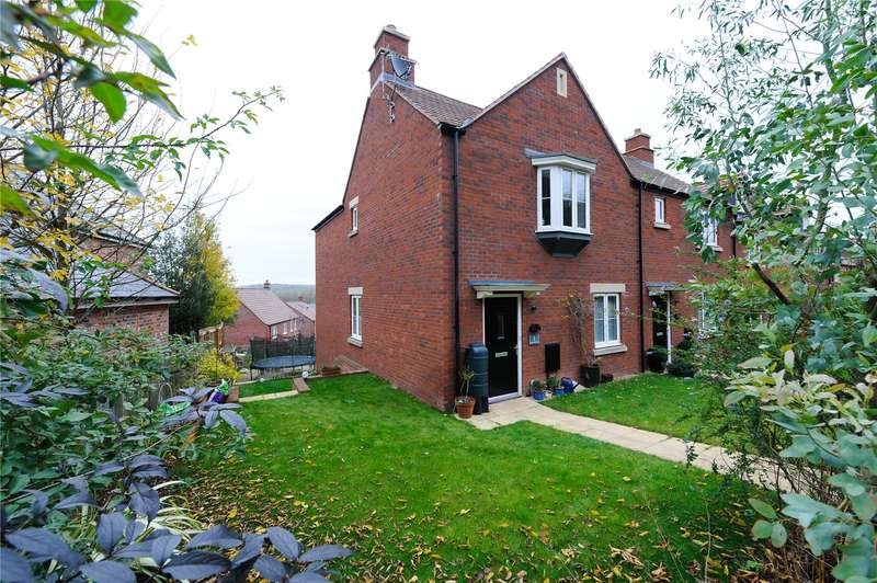 4 Bedrooms Semi Detached House for sale in Chopping Knife Lane, Marlborough, Wiltshire, SN8