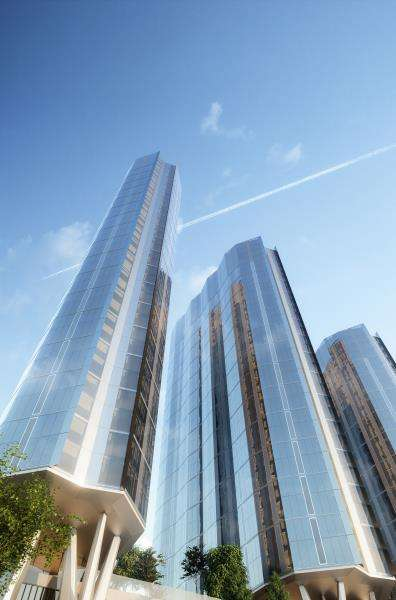 Apartment Flat for sale in Infinity Waters, Liverpool, L3