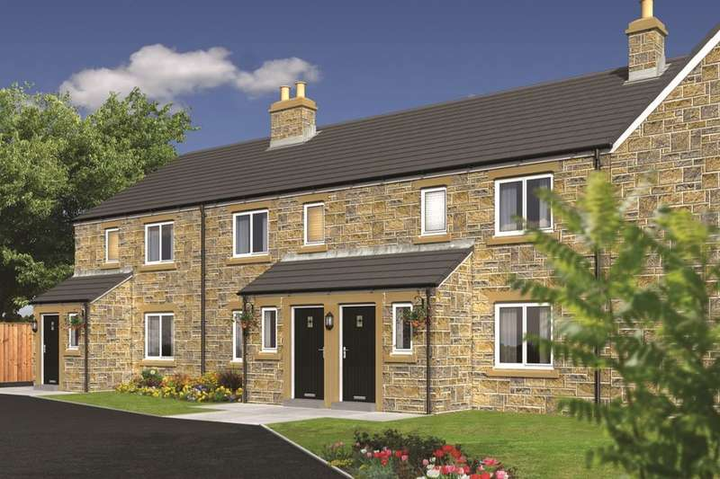 3 Bedrooms Terraced House for sale in Forge Manor Forge Lane, Chinley, High Peak, SK23