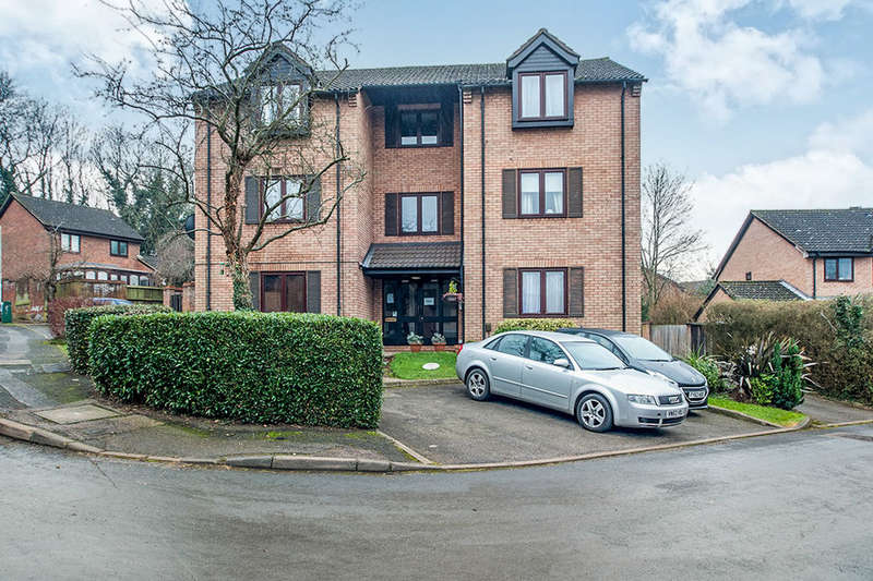 1 Bedroom Flat for sale in Crackley Meadow, Hunters Oak, Hemel Hempstead, HP2