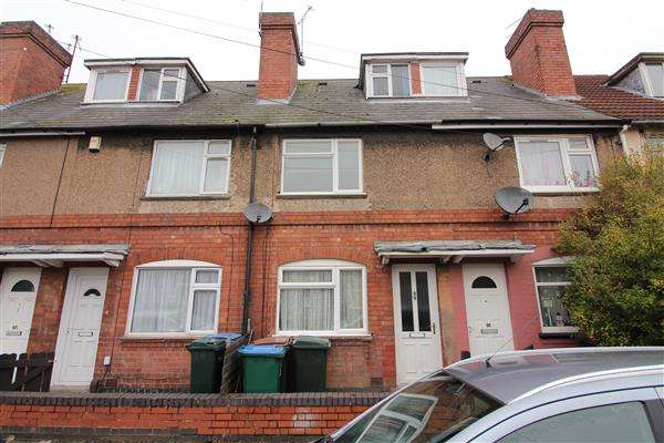 2 Bedrooms Terraced House for sale in Hastings Road, Stoke, Coventry