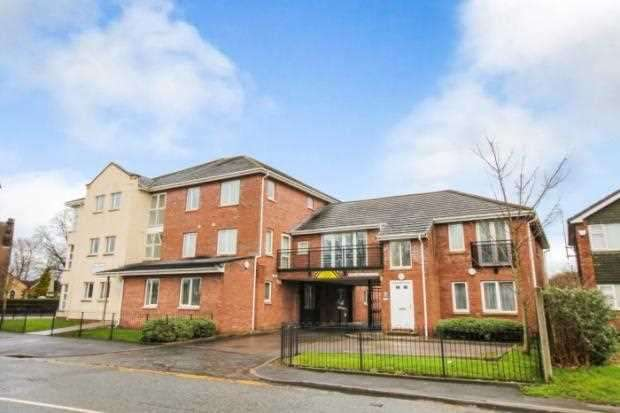 3 Bedrooms Apartment Flat for rent in New William Close, Manchester