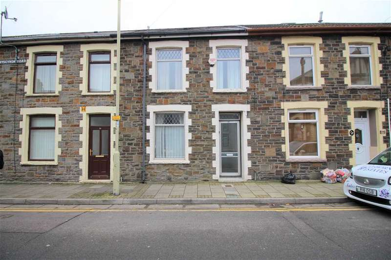 3 Bedrooms Terraced House for sale in Ynyscynon Rd, Trealaw