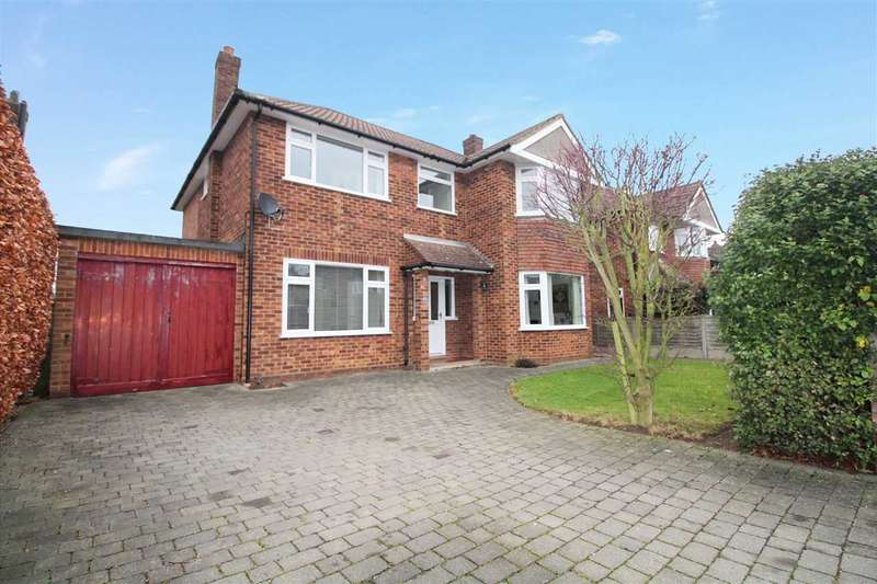 4 Bedrooms Detached House for sale in Bromeswell Road, Ipswich