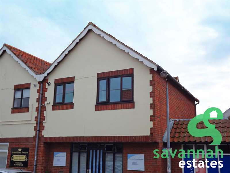 1 Bedroom Apartment Flat for sale in Acle, Norwich, NR13