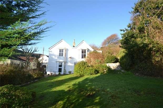6 Bedrooms Detached House for sale in Torrs Park, ILFRACOMBE, Devon