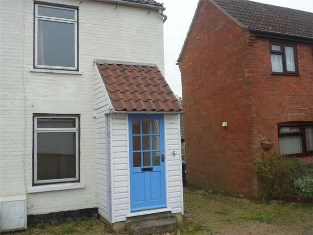 2 Bedrooms End Of Terrace House for rent in 5 Victoria Lane, Fakenham