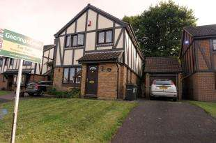 4 Bedrooms Detached House for sale in Kings Acre, Downswood, Maidstone, Kent