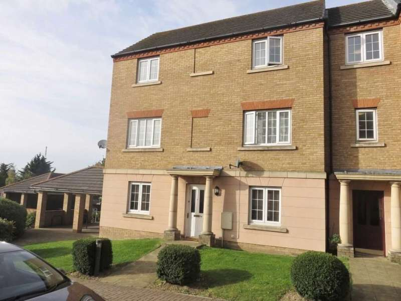 2 Bedrooms Apartment Flat for rent in Chafford Hundred, Grays