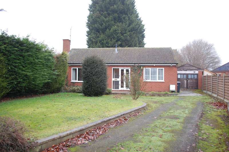 2 Bedrooms Detached Bungalow for sale in Westholme Road, Bidford On Avon, Alcester