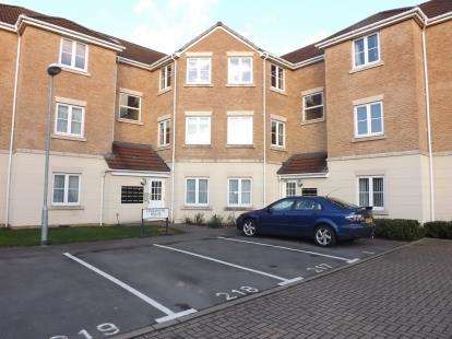 1 Bedroom Flat for sale in Coolwater House, 12 Endeavour Road, Swindon, Wiltshire