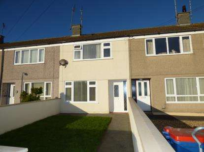 2 Bedrooms Terraced House for sale in Waen Fawr, Llaingoch, Holyhead, LL65