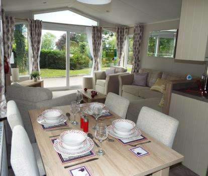 Mobile Home for sale in Woodlands Hall, Llanfwrog, Ruthin, LL15
