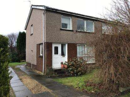 3 Bedrooms Semi Detached House for sale in Kintyre Crescent, Newton Mearns