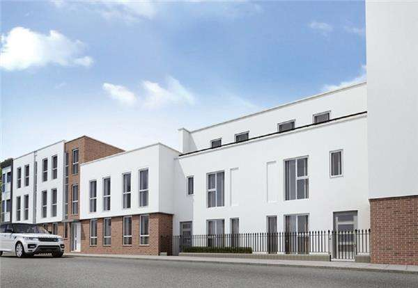 2 Bedrooms Flat for sale in Plot 8, The Constable, Regency Place, CHELTENHAM, GL52 2LZ