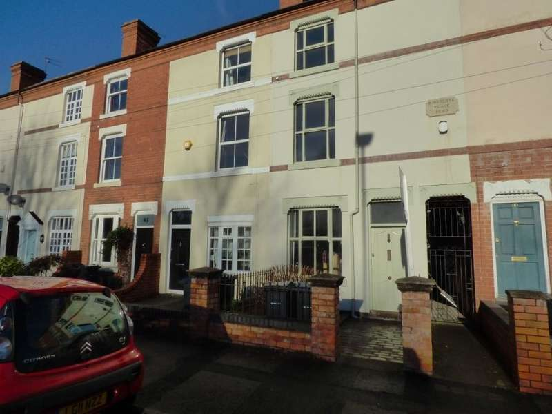 3 Bedrooms Terraced House for sale in North Road, Harborne, Birmingham, B17 9PE