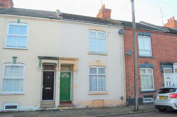 2 Bedrooms Terraced House for sale in Roe Road, Abington, Northampton NN1 4PH