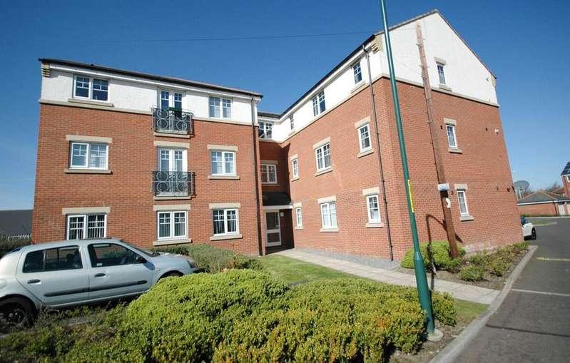 2 Bedrooms Flat for rent in Low Lane, South Shields