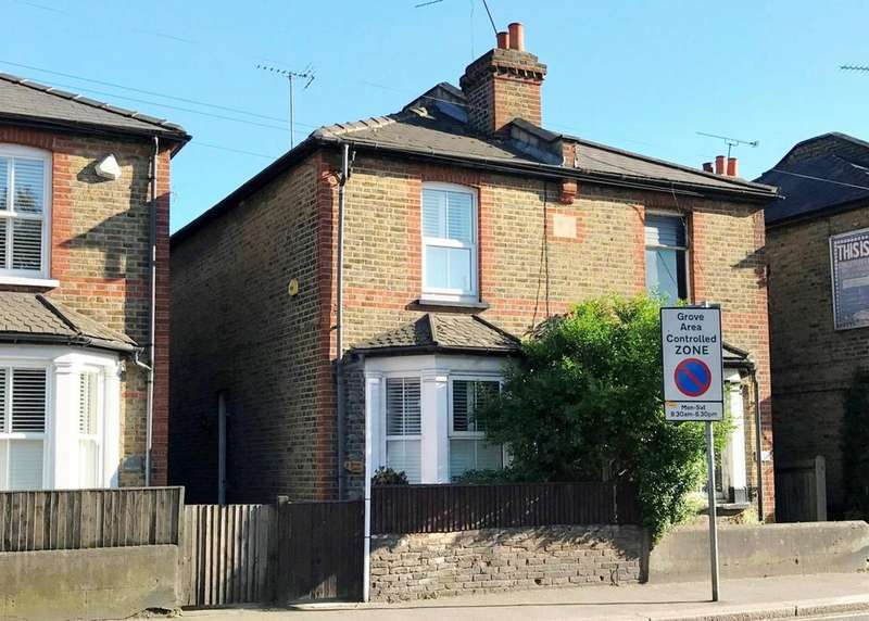 2 Bedrooms Semi Detached House for sale in Kingston Upon Thames