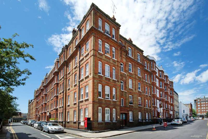 1 Bedroom Flat for sale in Pater Street, High Street Kensington, W8