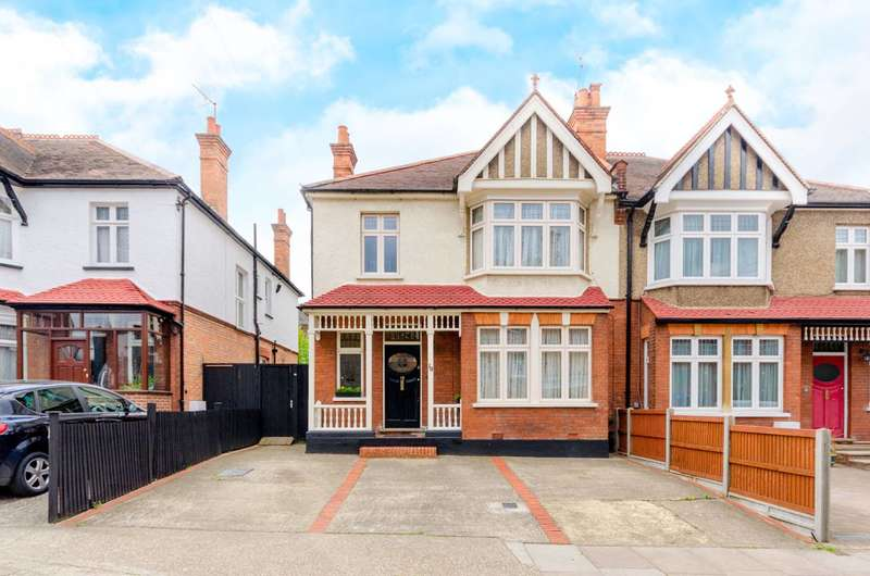 4 Bedrooms Semi Detached House for sale in Grove Hill Road, Harrow on the Hill, HA1
