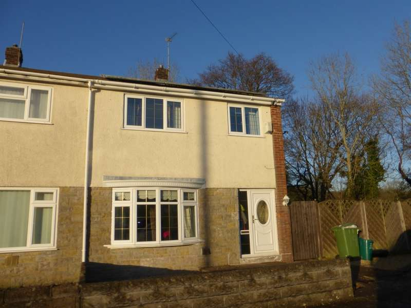 3 Bedrooms Semi Detached House for sale in St Annes Drive, Llantwit Fardre, Pontypridd